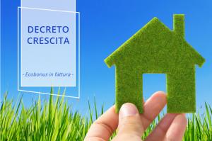 Provvedimento Agenzia Entrate 31/07/2019 – Decreto Crescita – Cessione Credito Ecobonus Sismabonu